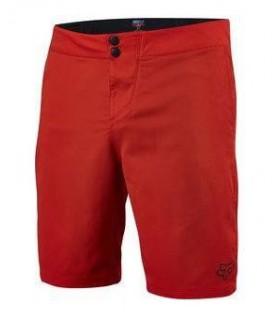 Pantaloni Pantaloni FOX MTB-SHORT RANGER SHORT RED Fox Xtrems.ro