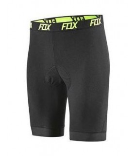 Pantaloni Pantaloni FOX MTB-SHORT EVOLUTION COMP LINER SHORT BLACK Fox Xtrems.ro