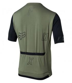 Tricouri Tricou FOX MTB-JERSEY ASCENT SS JERSEY [DRK FAT] Fox Xtrems.ro