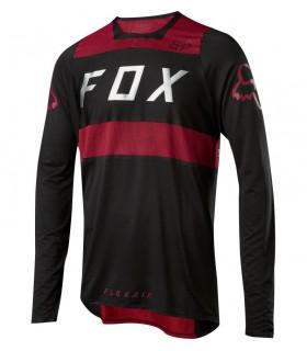 Tricouri Tricou FOX FLEXAIR JERSEY [RD/BLK] Fox Xtrems.ro