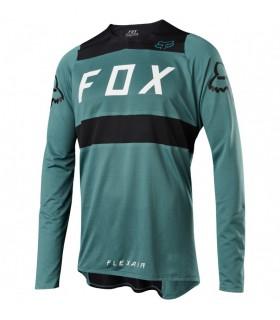 Tricouri Tricou FOX FLEXAIR JERSEY [GRN/BLK] Fox Xtrems.ro