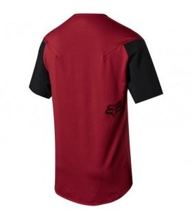 Tricouri Tricou FOX ATTACK PRO SS JERSEY [RD/BLK] Fox Xtrems.ro