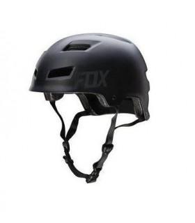 Casti Casca FOX MTB-HELMET TRANSITION HARDSHELL HELMET MATT BLACK Fox Xtrems.ro
