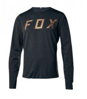 Tricouri Tricou FOX MTB-JERSEY ATTCK PRO JERSEY BLACK Fox Xtrems.ro