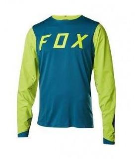 Tricouri Tricou FOX MTB-JERSEY ATTACK PRO JERSEY TEAL Fox Xtrems.ro