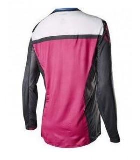 Tricouri Tricou FOX MTB-JERSEY WOMENS FLEXAIR SECA LS JERSEY FUCSIA Fox Xtrems.ro