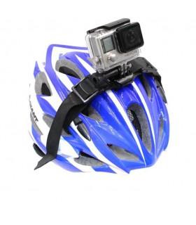 Accesorii camere video Prindere Pentru Casca Pentru Camerele Video Sport - Compatibil Gopro Telesin Xtrems.ro
