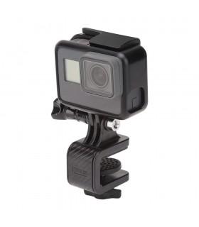 Sisteme Prindere Suport Metalic De Prindere Camera pe Placa / Skateboard Compatibil Gopro PULUZ Xtrems.ro