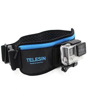 Sisteme Prindere Centura Talie Telesin Cu Suport - Compatibila Gopro Telesin Xtrems.ro