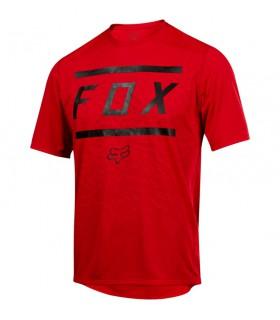 Tricouri Tricou FOX RANGER SS BARS JERSEY [BRT RD] Fox Xtrems.ro