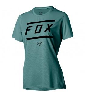 Tricouri Tricou FOX WOMENS RIPLEY SS BARS JERSEY [PNE] Fox Xtrems.ro