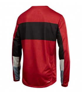 Tricou FOX INDICATORS DRAFTER JERSEY [DRK RD]