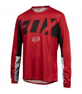 Tricouri Tricou FOX INDICATORS DRAFTER JERSEY [DRK RD] Fox Xtrems.ro