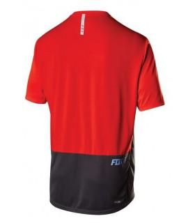 Tricouri Tricou FOX MTB-JERSEY ALTITUDE RED/BLACK Fox Xtrems.ro
