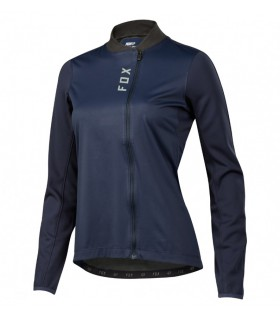 Geci Geaca FOX WOMENS ATTACK THERMO JERSEY [NVY] Fox Xtrems.ro