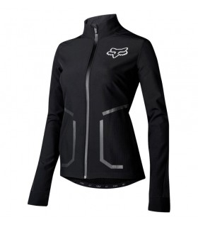 Geaca FOX WOMENS ATTACK THERMO JERSEY [NVY]