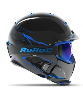Casca Ruroc RG1-DX CHAOS ICE