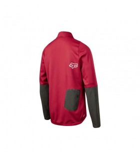 Geci Geaca FOX ATTACK THERMO JERSEY [DRK RD] Fox Xtrems.ro