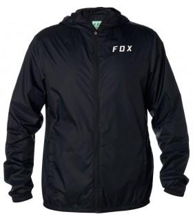 Geci Geaca FOX ATTACKER WINDBREAKER [BLK] Fox Xtrems.ro