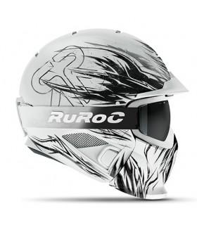 Casca Ruroc RG1-DX TRIBE Editie Limitata !