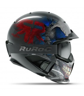 Casti Casca Ruroc RG1-DX REAPER Ruroc Xtrems.ro