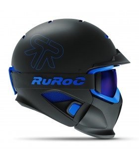 Casca Ruroc RG1-DX BLACK ICE