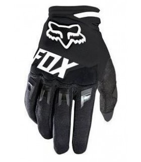 Manusi Manusi FOX MX-GLOVE DIRTPAW RACE GLOVE BLACK Fox Xtrems.ro