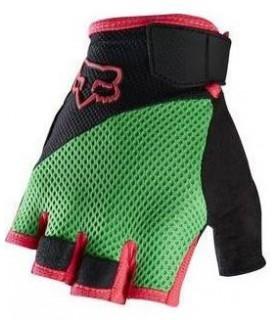 Manusi FOX MTB-GLOVE REFLEX GEL SHORT GLOVE FLORIDA GREEN