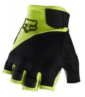 Manusi FOX MTB-GLOVE REFLEX GEL SHORT GLOVE FLORIDA YELLOW