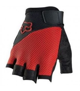 Manusi FOX MTB-GLOVE REFLEX GEL SHORT GLOVE RED