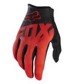 Manusi FOX MTB-GLOVE RANGER GLOVE RED