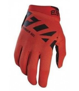 Manusi FOX MTB-GLOVE RANGER GEL GLOVE RED