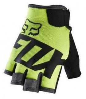 Manusi FOX MTB-GLOVE RANGER SHORT GLOVE FLORIDA YELLOW