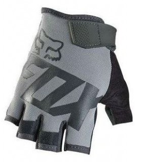 Manusi FOX MTB-GLOVE RANGER SHORT GLOVE GREY