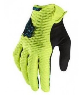Manusi FOX MTB-GLOVE WOMENS LYNX GLOVE FLORIDA YELLOW