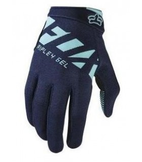 Manusi FOX MTB-GLOVE WOMENS RIPLEY GEL GLOVE ICE BLUE