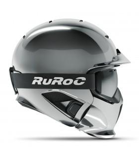 Casca Ruroc RG1-DX CHROME