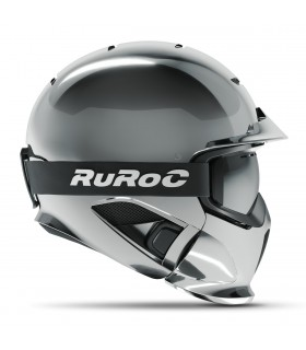 Casti Casca Ruroc RG1-DX CHROME Ruroc Xtrems.ro