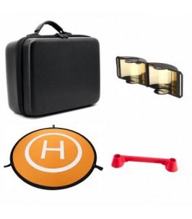 Seturi accesorii Pachet Promo 1 Dji Mavic Pro / Platinum - Geanta, Amplificator, Protectie, Pista Aterizare Xtrems Xtrems.ro