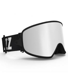 Ochelari Ochelari COPOZZ pentru Ski & Snowboard cu lentila ARGINTIE magnetica detasabila COPOZZ Xtrems.ro