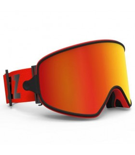 Mai mult despre Ochelari COPOZZ pentru Ski & Snowboard cu lentila ROSIE magnetica detasabila
