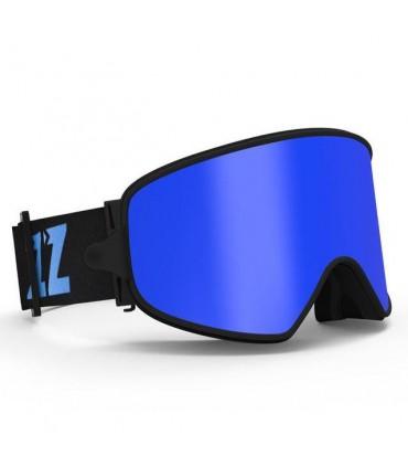 Ochelari COPOZZ pentru Ski & Snowboard cu lentila ALBASTRA magnetica detasabila