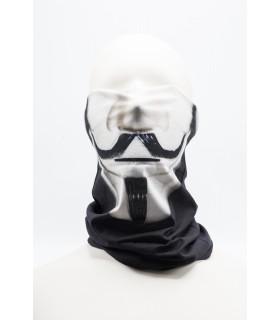 Masca / Bandana Imprimeu 3D Pentru Fata model Negru 2