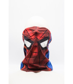 Masca / Bandana Imprimeu 3D Pentru Fata model Negru 3