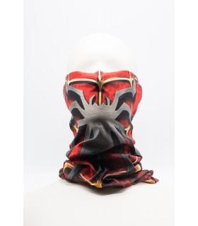 Cagule/Bandane Masca / Bandana Imprimeu 3D Pentru Fata model Spider Xtrems Xtrems.ro