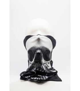 Cagule/Bandane Masca / Bandana Imprimeu 3D Pentru Fata model Negru 10 Xtrems Xtrems.ro