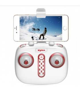 Syma Drona Syma X15W Quadcopter, Wifi FPV 720P, 2.4GHz 4CH 6-axis Gyro Syma Xtrems.ro