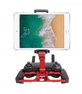 Suport telecomanda Suport CNC smartphone / tableta radiocomanda drona Dji Mavic 2 Pro & Zoom, Mavic Pro/Platinum, Spark, Mavi...