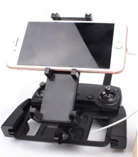 Suport telecomanda Suport smartphone si tableta drona Dji Mavic 2, Mavic Pro, Spark, Mavic Air SUNNYLIFE Xtrems.ro