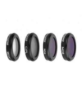 Set 4 filtre MCUV CPL ND4 ND8 pentru DJI Mavic 2 Zoom